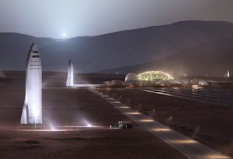 SpaceX Mars Exploration By 2019?