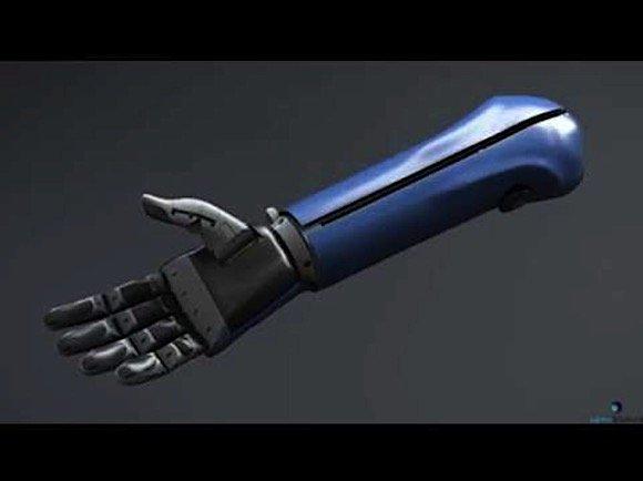 bionic arm 560