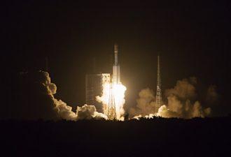 Engineers Design Self-Eating Rocket Engine for Launching Satellites into Orbit