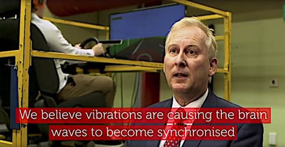 Engineered Design Insider We believe vibrations are causing the brain waves to become sycnronizedOil Gas Automotive Aerospace Industry Magazine