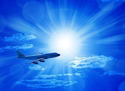 Engineered Design Insider Aerospace Canada Airlane blue skyOil Gas Automotive Aerospace Industry Magazine