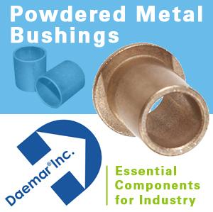 Powdered Metal Bushings DMR 02 300X299