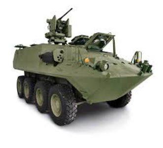 Engineered Design Insider General Dynamic Land Systems light armoured vehicleOil Gas Automotive Aerospace Industry Magazine
