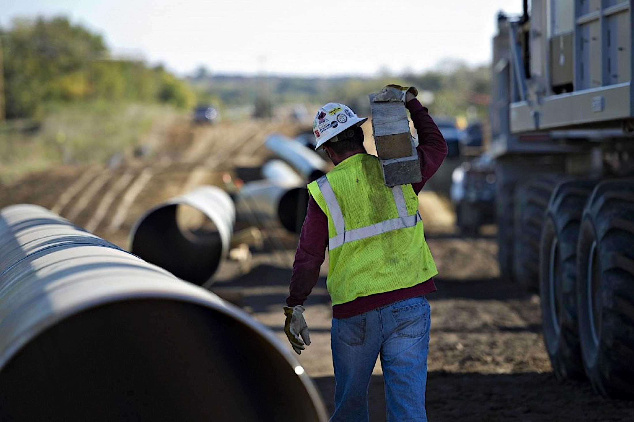 Breaking news: Kinder Morgan to cancel its Utica Marcellus Texas Pipeline project