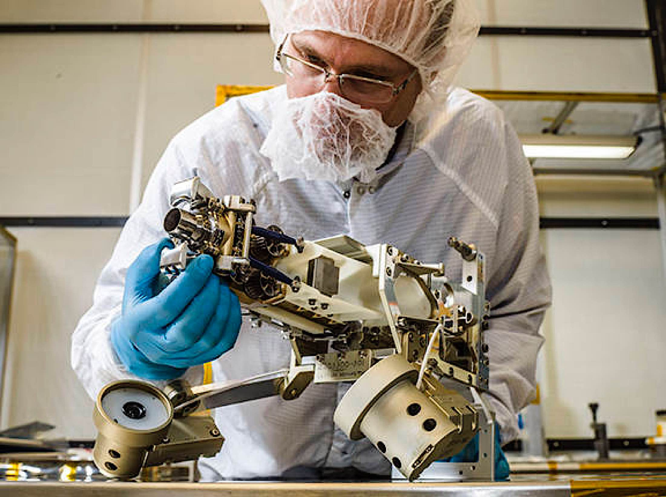 Engineered Design Insider Cryogen Servicing Tool before launch NASAOil Gas Automotive Aerospace Industry Magazine