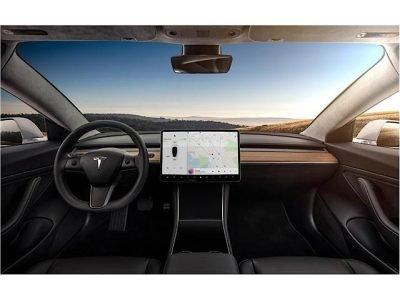 Engineered Design Insider 2018 Tesla Model interiorOil Gas Automotive Aerospace Industry Magazine