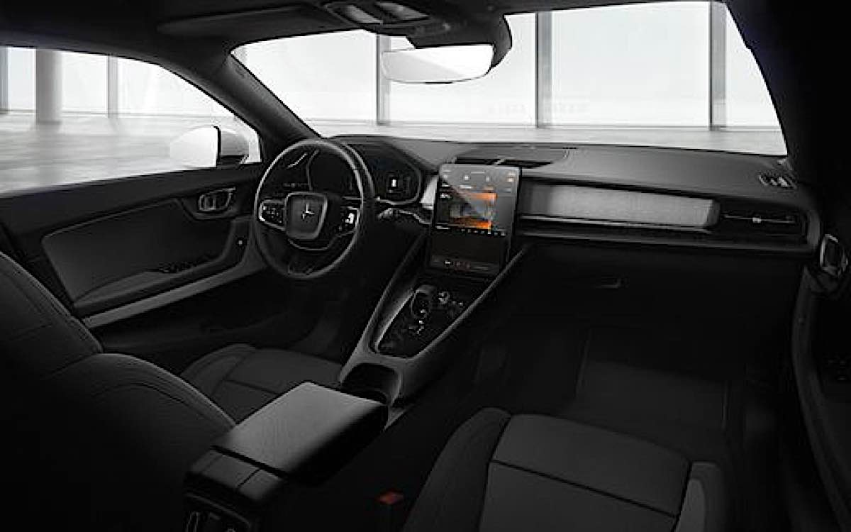 Engineered Design Insider Polestar interior VolvoOil Gas Automotive Aerospace Industry Magazine