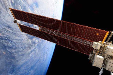 Engineered Design Insider Solar array on Space StationOil Gas Automotive Aerospace Industry Magazine