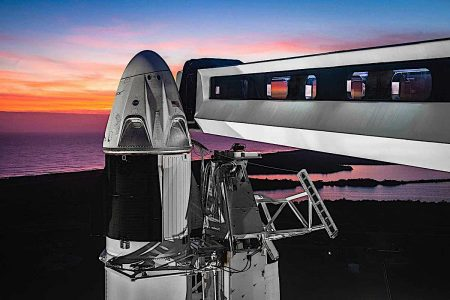 Engineered Design Insider Space X capsule DragonOil Gas Automotive Aerospace Industry Magazine