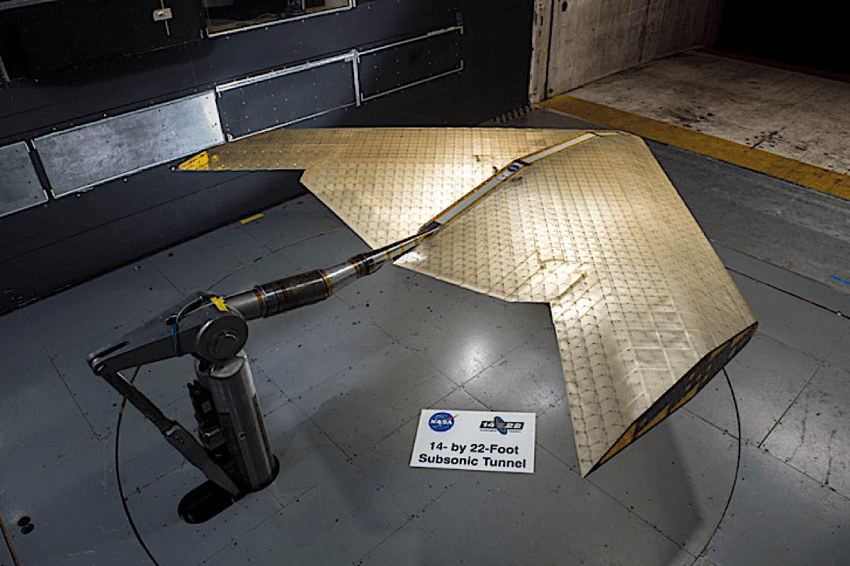 Engineered Design Insider Nasa wing design in testingOil Gas Automotive Aerospace Industry Magazine