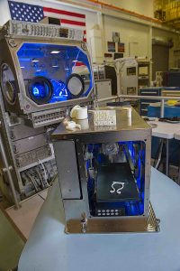 Engineered Design Insider 3D printer in space NASAOil Gas Automotive Aerospace Industry Magazine