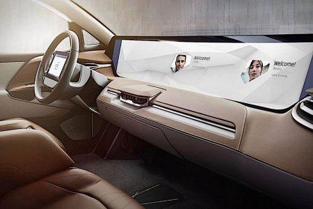 Engineered Design Insider Byton Concept electric vehicle interiorOil Gas Automotive Aerospace Industry Magazine