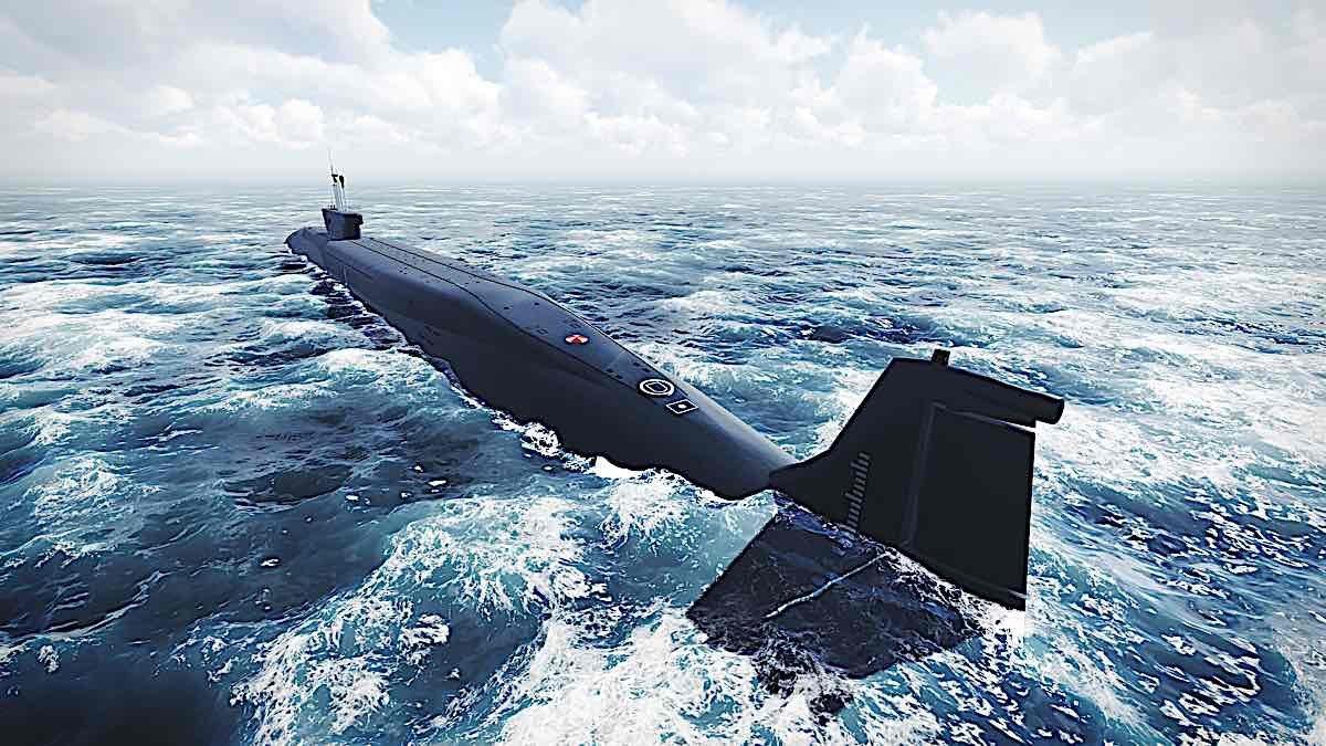 Engineered Design Insider Russian Borei class submarineOil Gas Automotive Aerospace Industry Magazine
