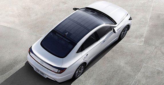 Engineered Design Insider Hyundai Sonata hybrid with solarOil Gas Automotive Aerospace Industry Magazine