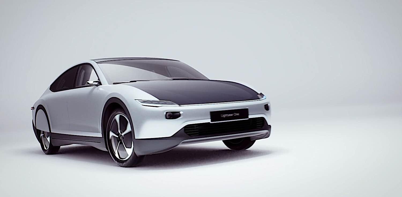 Engineered Design Insider Lightyear One exteriorOil Gas Automotive Aerospace Industry Magazine