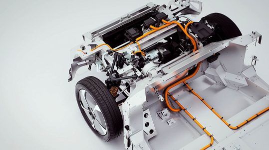 Engineered Design Insider Lighyear One aluminium frameOil Gas Automotive Aerospace Industry Magazine