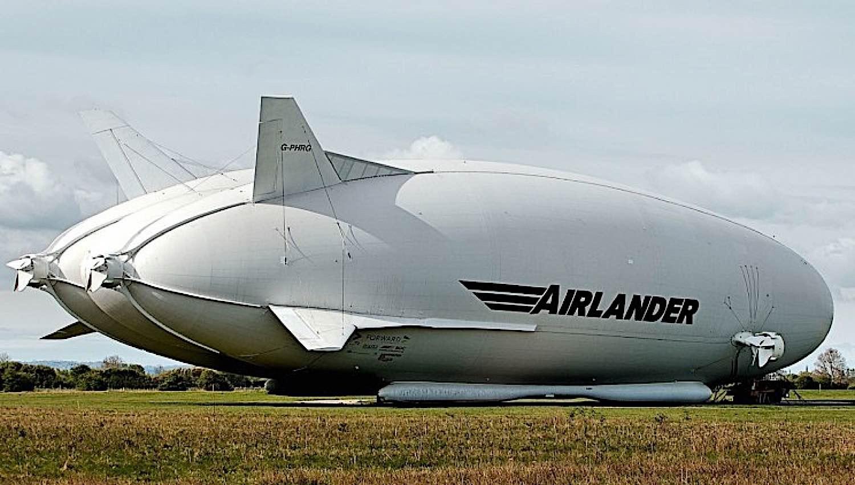 Engineered Design Insider Airlander luxury dirigibleOil Gas Automotive Aerospace Industry Magazine
