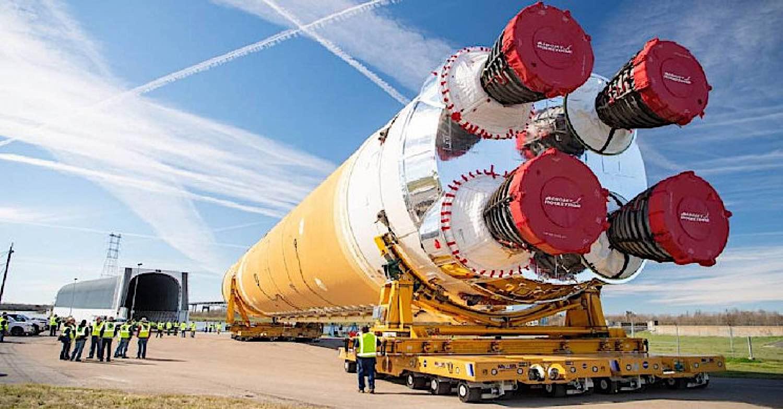 Engineered Design Insider Artemis SLS ready for testingOil Gas Automotive Aerospace Industry Magazine