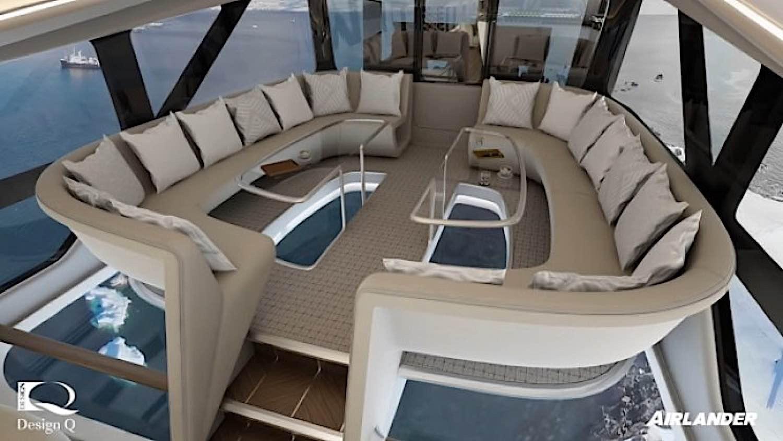 Engineered Design Insider airlander cabin luxury airshipOil Gas Automotive Aerospace Industry Magazine