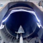 EDI Sodramjet engine 1500