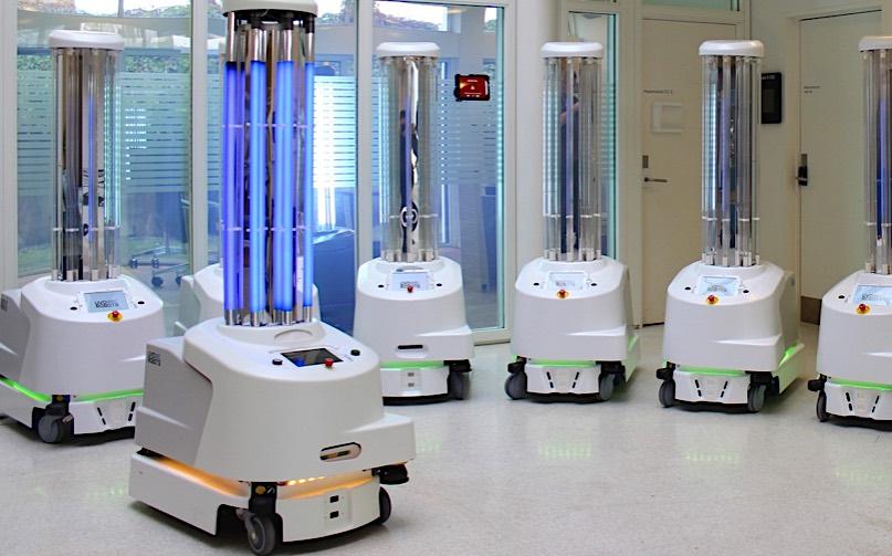 EDI health robot 1500