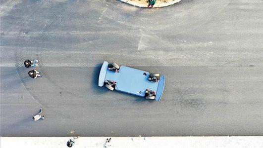Engineered Design Insider Aerial shot of REE platformOil Gas Automotive Aerospace Industry Magazine