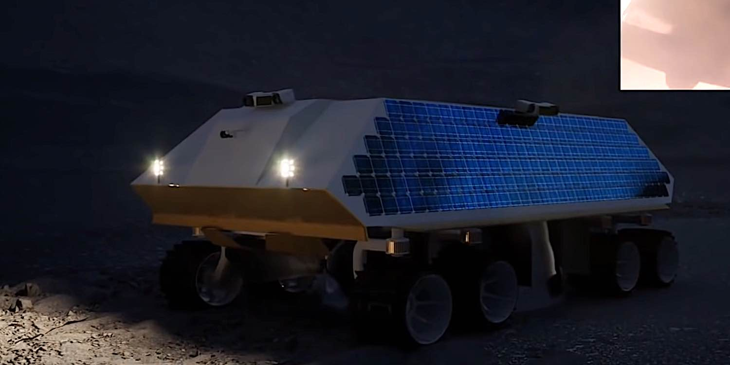 """Blowing up the Moon for Water? Space Miners Aim to """"Mine Water"""" as Early as 2023"""
