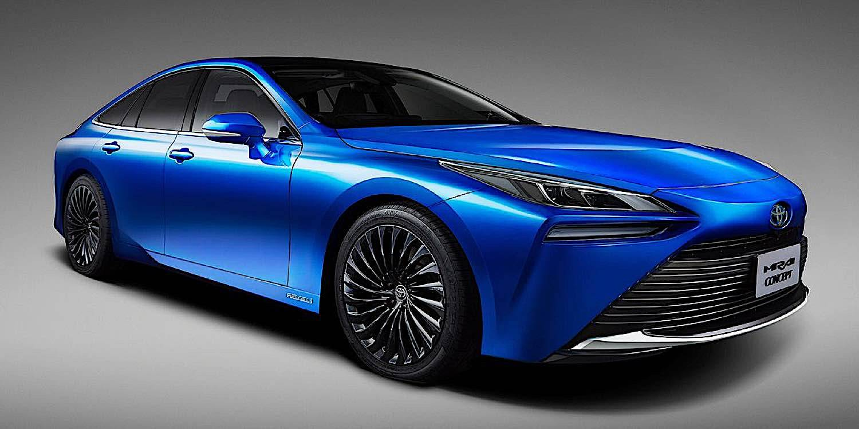 Engineered Design Insider 2021 toyota miraiOil Gas Automotive Aerospace Industry Magazine